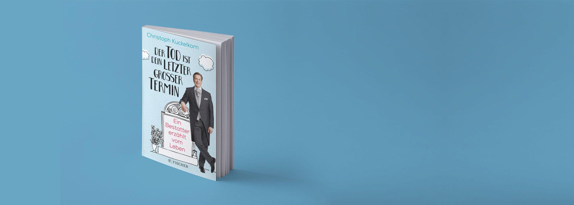Christoph Kuckelkorn Buch
